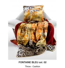 подушка декоративная 60 х 60 FONTAINE BLEU COL.2