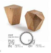 Табурет Cut