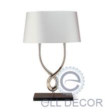 ORGANIC LOOP LAMP