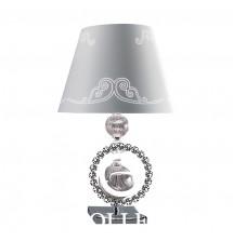 Настольная лампа Gloria fumè
