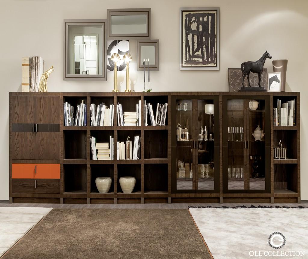Мебель :: полки и стеллажи :: библиотеки :: библиотека art. .