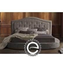 Кровать Sogno Capitonné Tondo