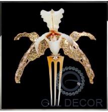 Панно Orchidea Lalique