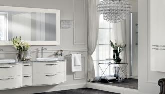Италия ванная комната Полотенцесушитель электрический Domoterm Калипсо П9 50x70, хром, L